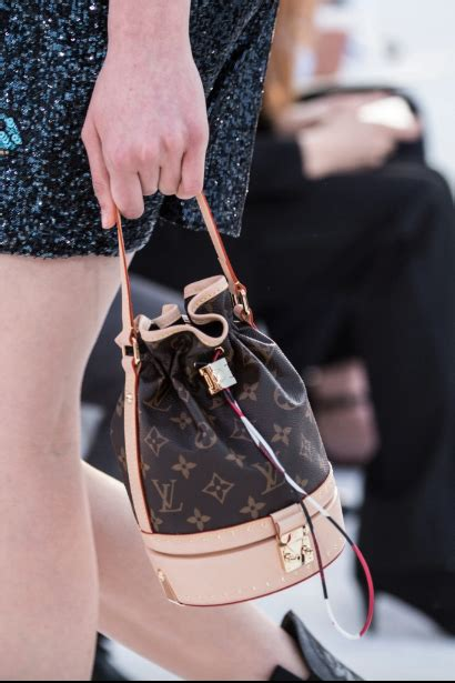 louis vuitton cruise  runway bag collection spotted fashion