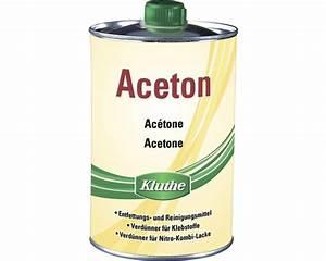 Aceton Kaufen Baumarkt : aceton kluthe 1 l bei hornbach kaufen ~ Michelbontemps.com Haus und Dekorationen
