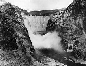 Incredible Photos Tell The Story Of The Hoover Dam
