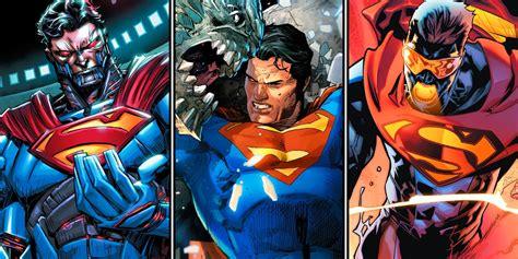'death Of Superman' Stars Return In Dc's Rebirth
