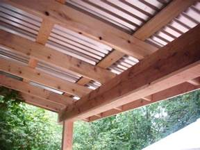 Perfect Metal Roof Patio Cover Design 74 Remodel Metal Roof Porch Covers Style