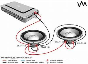 Subwoofer Wiring Diagram Dual 2 Ohm  U2014 Untpikapps