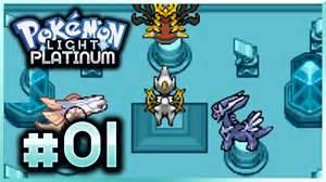 pokemon light platinum final zip