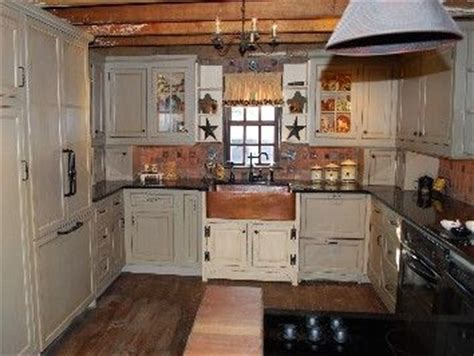 Primitive Kitchen Countertop Ideas by 78 Best Images About Primitive Kitchens On
