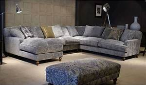 Galloway u shaped sofa sofas darlings of chelsea for U shaped sectional sofas uk