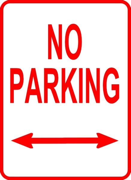 parking sign clip art  vector  open office