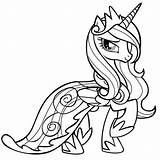 Pony Coloring Forget Supplies Don sketch template