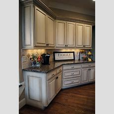 25+ Best Ideas About Distressed Cabinets On Pinterest