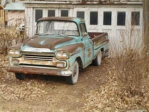 1959 Chevrolet Apache Fleetside