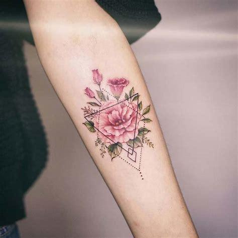 beautiful flower tattoos  women stayglam page