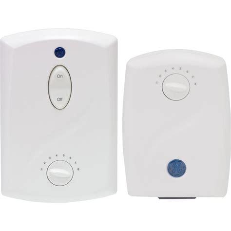 ge home series indoor wireless light switch 51138