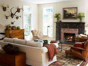 Fireplace in Living Room Designs