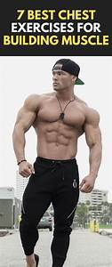 7 Best Chest Exercises For Building Muscle  Fitness  Bodybuilding  Chest  Workout In 2020