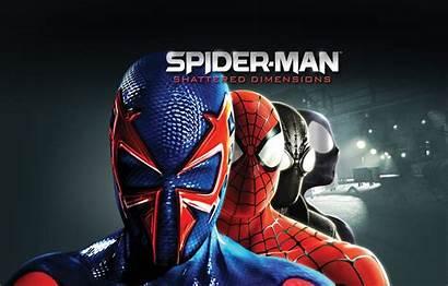 Spider Shattered Dimensions Xbox Spiderman Reviewed Platform