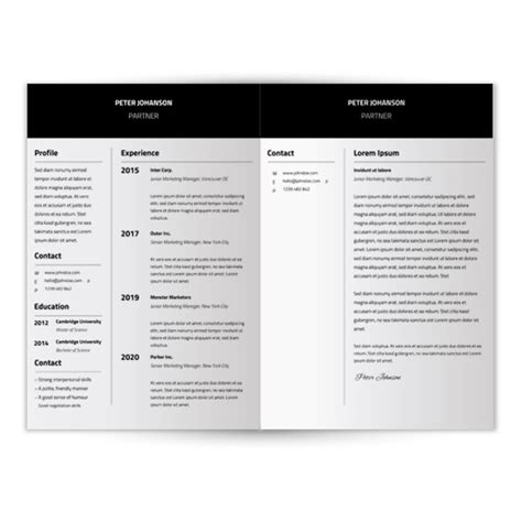Where Can I Find Resumes For Free by Where Can I Find Free Cv Templates In Word Quora