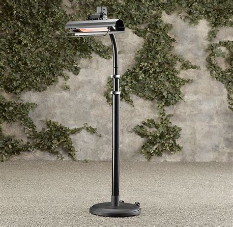 infrared floor telescoping patio heater rh a