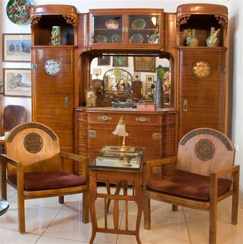art nouveau furniture hungarian art nouveau