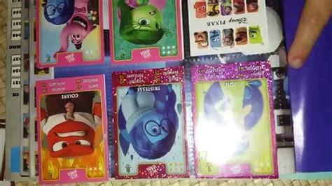Cartes Album Héros Disney Pixar De Auchan Et Cadeaux