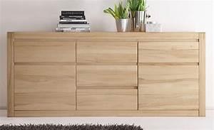 Sideboard Eiche Massiv Geölt : sideboard ponto in eiche massiv 185 cm ~ Orissabook.com Haus und Dekorationen
