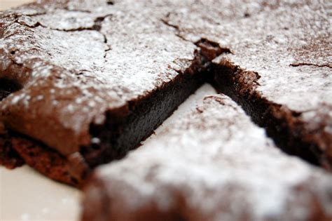 g 226 teau chocolat ricor 233 sans farine recette
