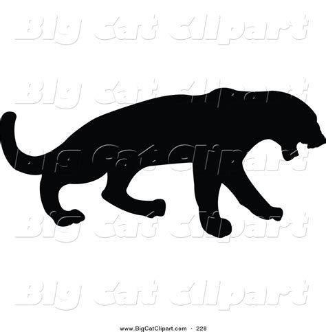 Leopard Silhouette