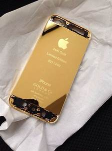 iphone 5s 24kt UAE shiny gold super high quality – The ...