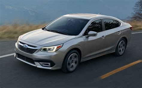 Welcome To The All-new 2020 Subaru Legacy. Love, For All