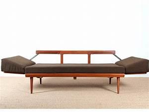 Canape lit de jour modele fd451 galerie mobler for Modele canape lit