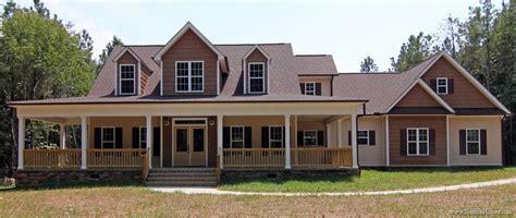 country farmhouse plan wrap  porch house plans