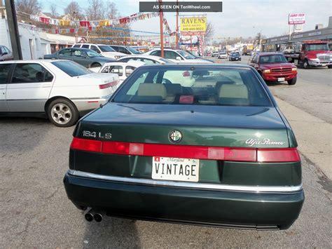 1995 Alfa Romeo 164ls $7000