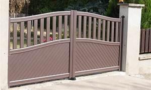 Installer Un Portail : astuces et conseils pour choisir son portail avec rothe ~ Premium-room.com Idées de Décoration