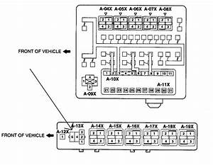 Fuse Box Diagram 2001 Chrysler Sebring Engine  Chrysler  Auto Wiring Diagram