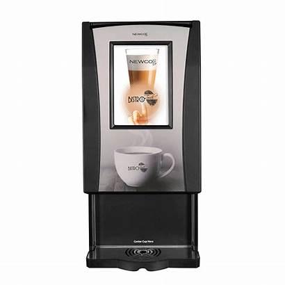Touch Bistro Newco Machine Coffee Screen Demand