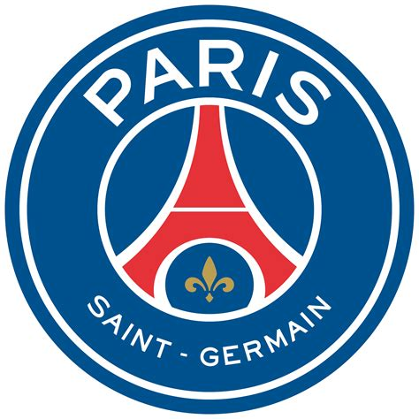 Paris Saint-Germain FC Logo - Football Logos