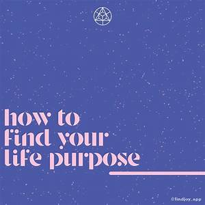 Guide On How To Find Your Life Purpose  Ikigai  Newearth