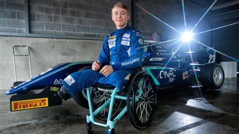 billy monger claims pole   circuit  accident