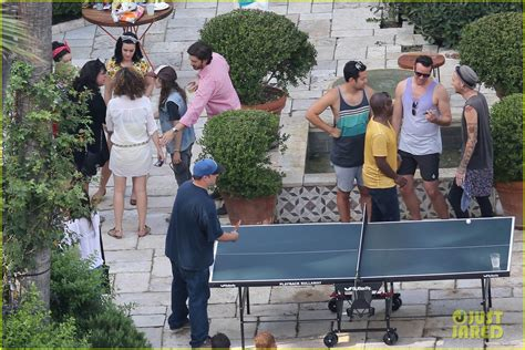 Full Sized Photo of katy perry labor day house party with ...