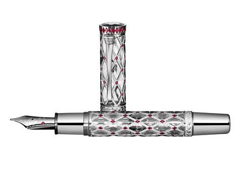 stylo plume mont blanc pour le prince rainier de