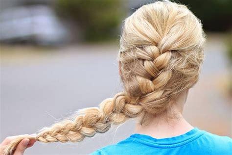 ways  style  elsa braids hairstylecamp