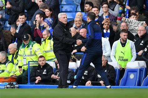 Steve Bruce: Chelsea 'will be there or thereabouts' for ...