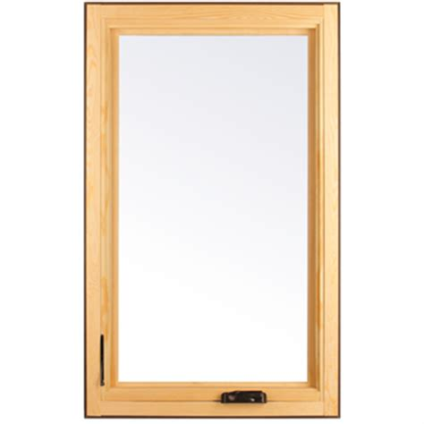 essence series fixed casementawning picture window wood