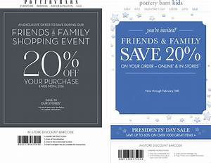 pottery barn coupons 20 off at pottery barn pottery With 20 pottery barn coupons