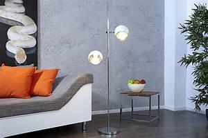 Riess Ambiente Hamburg öffnungszeiten : stylische retro stehlampe bubble wei riess ~ Bigdaddyawards.com Haus und Dekorationen