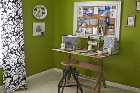 pretty green paint colors for every room in the house