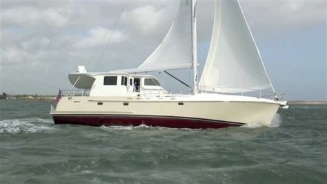 Motorboat And Yachting Boats For Sale by Nordhavn 56 Motorsailer From Motor Boat Yachting