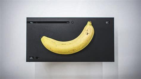 xbox series  size revealed   banana  fridge  scale
