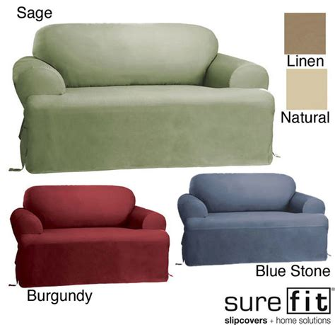 fit cotton classic  cushion sofa slipcover