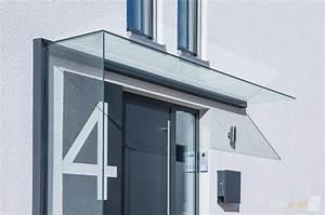 Vordach Haustür Glas : vordach mit windschutz aus glas glasprofi24 ~ Orissabook.com Haus und Dekorationen