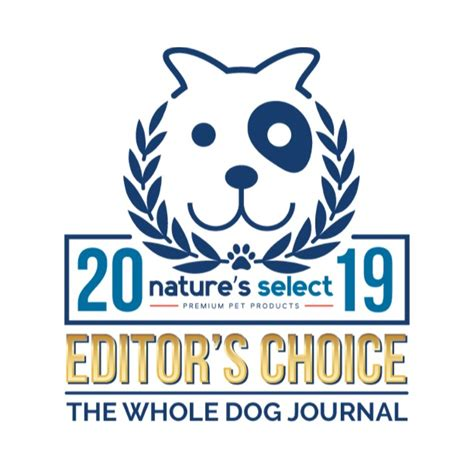 approved dry dog food natures select