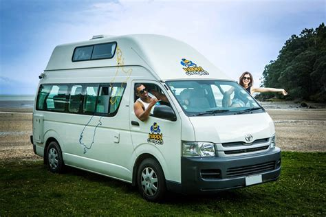 Cheap Campervan Hire: Happy Campers